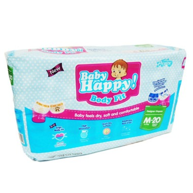 Baby Happy Diapers 02