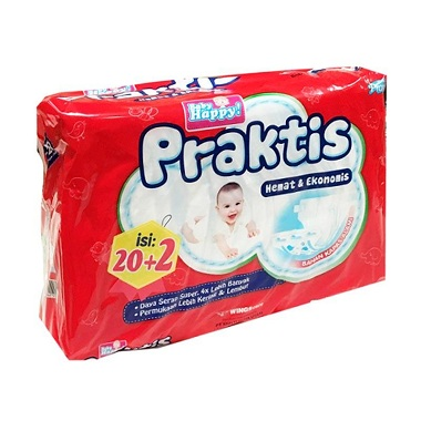 Baby Happy Praktis 2