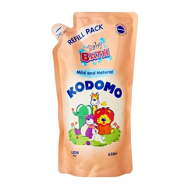 Kodomo Shower Gel Refill 3