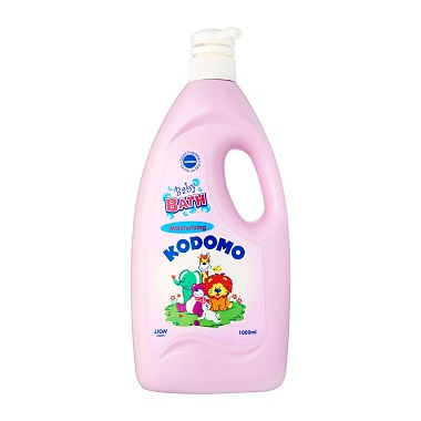 Kodomo Shower Gel Refill 4