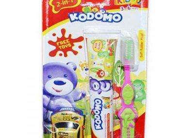 Kodomo Toothbrush 2 In 1 1