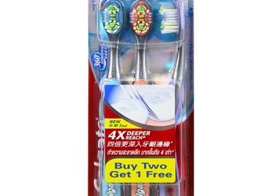 Kodomo Toothbrush 2 In 1 2
