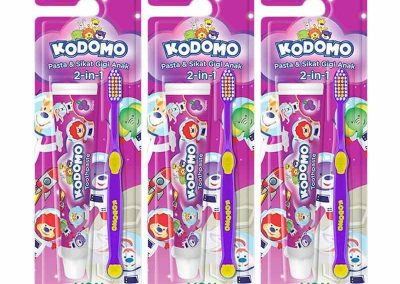 Kodomo Toothbrush 2 In 1 3