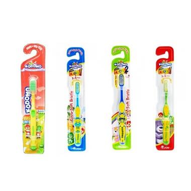 Kodomo Toothbrush Extra Soft 4