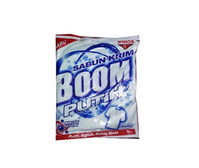 Sabun Boom Cream