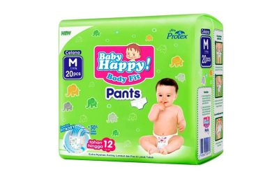 Sanapkin baby happy pants
