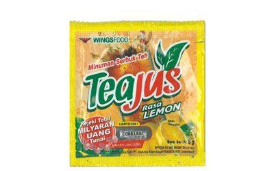 Minuman Tea Jus