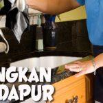 Tips & Cara menghilangkan bau di dapur