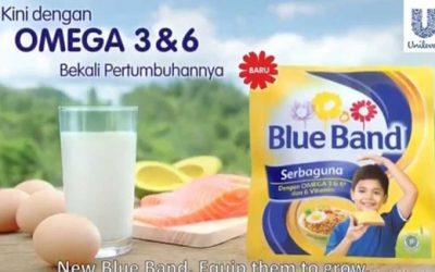 Inilah Manfaat Vitamin Di Setiap Olesan Blue Band