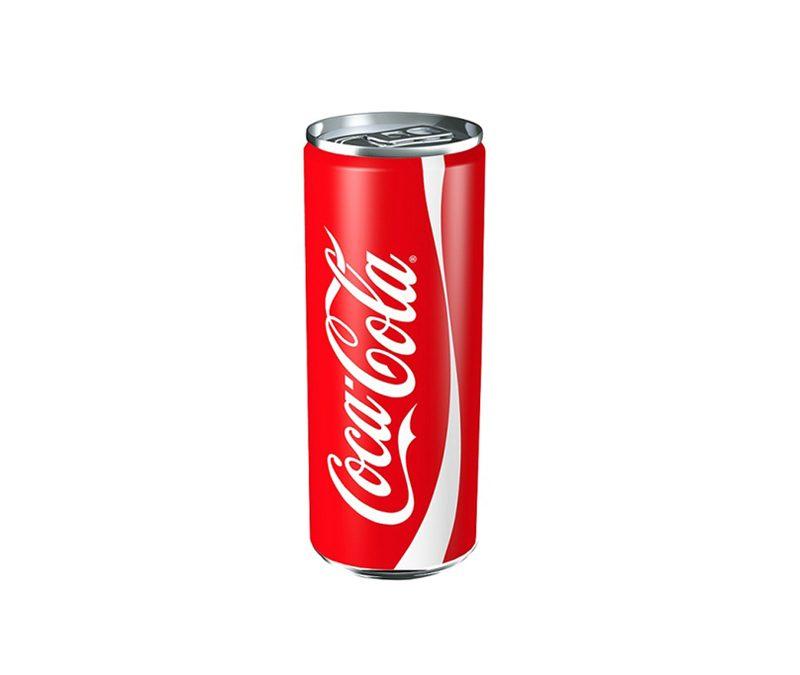 Cocola Botol Kaleng 250ml