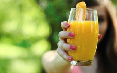 Rutin Mengonsumsi Jus Jeruk Bisa Mencegah Kanker